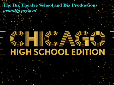 Chicago - charity production in aid of Shooting Star Chase