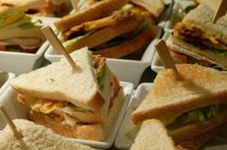 Clubsandwich - Fingerfood