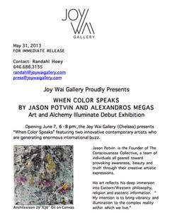 The Joy Wai Show Invite 1.