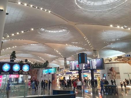 İstanbul Havalimanına Nasıl Gidilir?