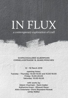 IN FLUX Poster_MUNICH JEWELLERY WEEK 2019