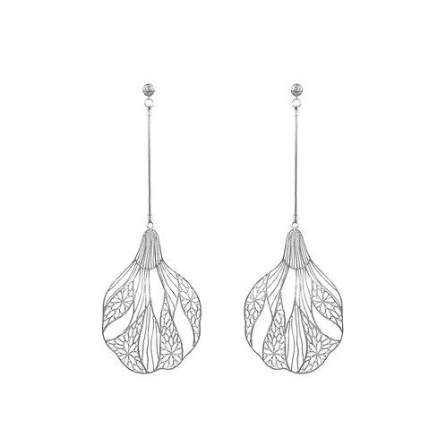दल Dala - Earrings (Hallmarked)