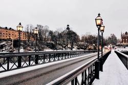 Skeppsholmsbron Stockholm