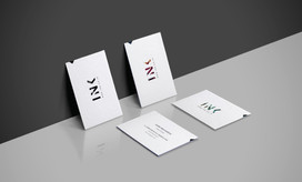 INK Studio Business Card