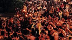 Bali kecak dance