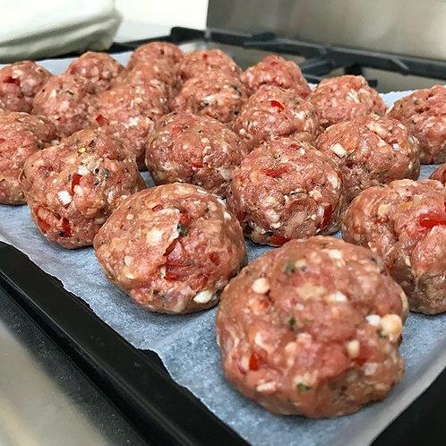 Mini Meatballs (12)