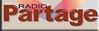 Logo de la Radio Partage sur internet