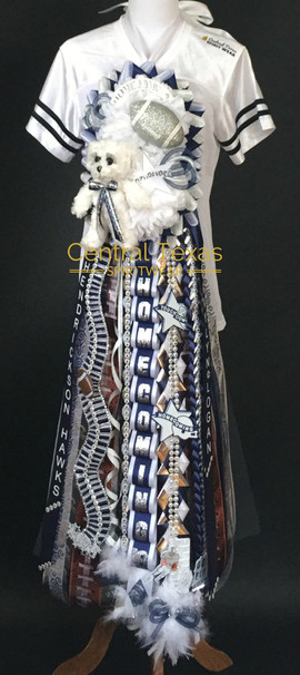 Hendrickson High School Homecoming Mum