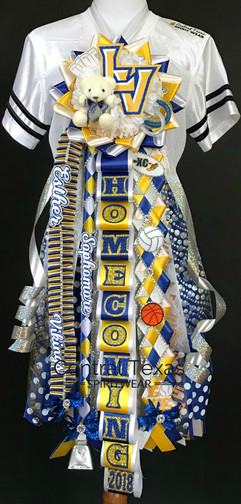Lago Vista Homecoming Mum