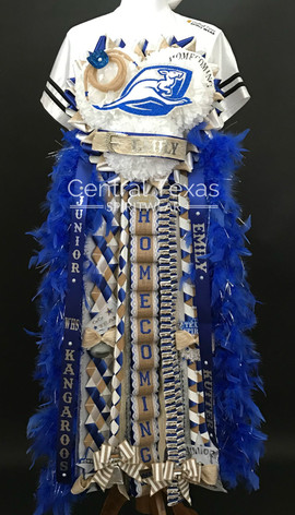 Weatherford High School Homecoming Mum
