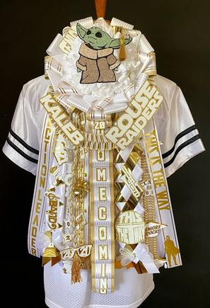 Rouse homecoming garter