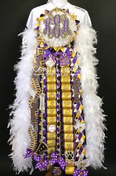 Liberty Hill High School Homecoming Mum