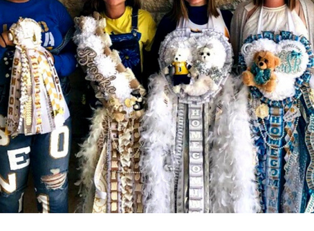 It's a Texas Thing: History of The Texas Homecoming Mum