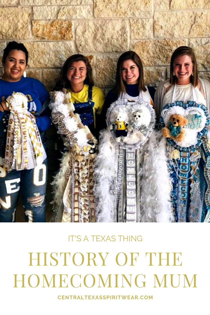It S A Texas Thing History Of The Texas Homecoming Mum