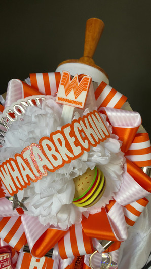 Whataburger garter