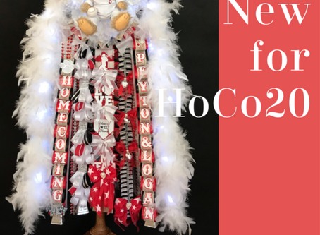New for HoCo20!