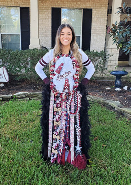 Pearland homecoming mum