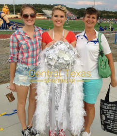 Lago Vista High School Homecoming Mum