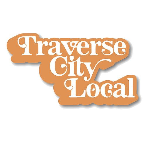 Traverse City Local Sticker