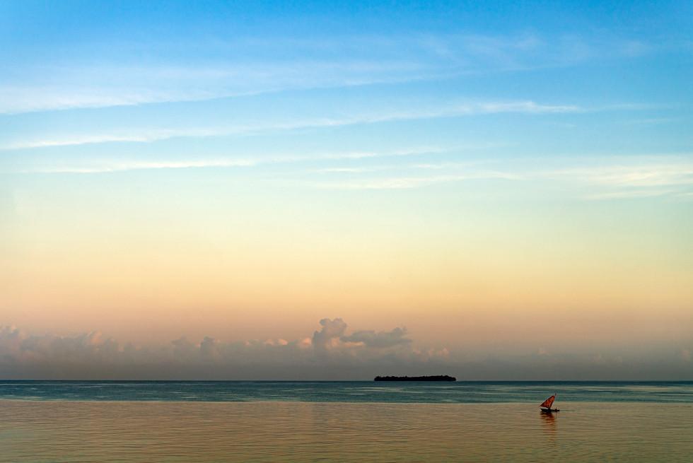 Indian Ocean Solitude