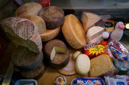 Tuscan Cheese