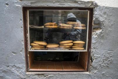 Chefchaouen Bread
