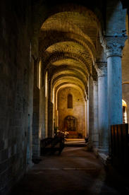 Abbey of Sant'Antimo, Italy