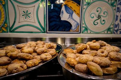 Freshly Baked Biscotti