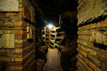 Catacombs, Rome