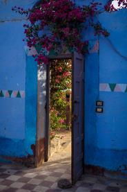 Nubian Village, Egypt