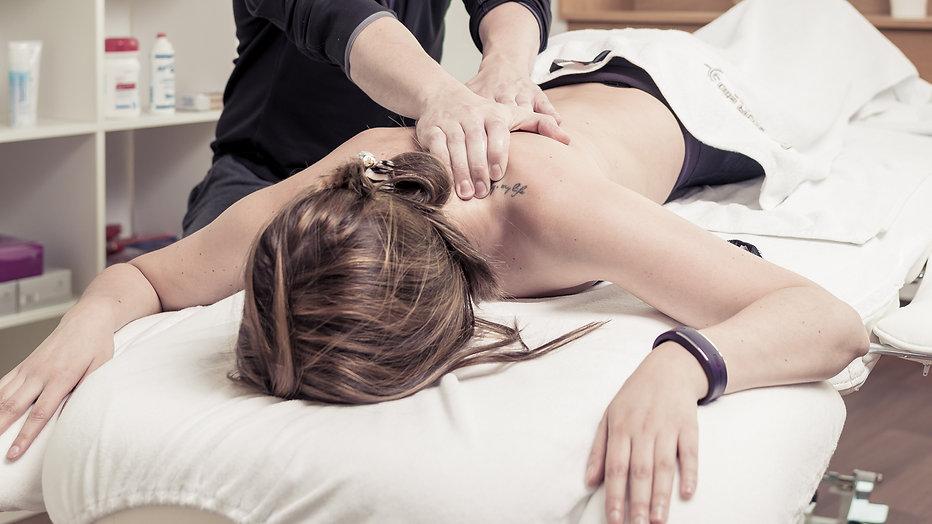 Massage - Diis Fitness Center in Urdorf