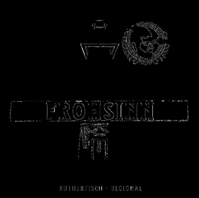 FrohsinnRestaurant_Logo_Black(transparen