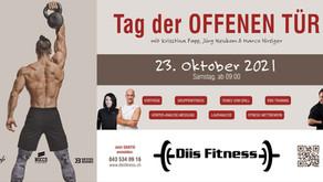 Tag der offenen Tür - Diis Fitness