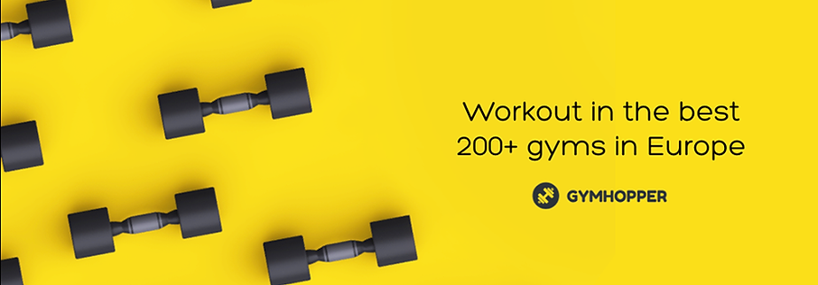GymHopper - Workout in the best 200+ gyms in Europe