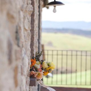 Silvia valli - Toscana - Bouquet colorato