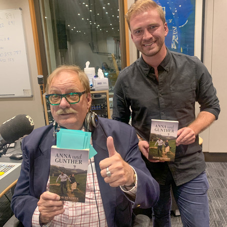 Full Interview - Jacob Hendryx joins Peter Goers on ABC Radio