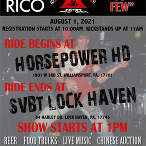 Ride 4 Rico • August 1, 2021