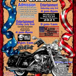 4th of July Party • July 2-4, 2021