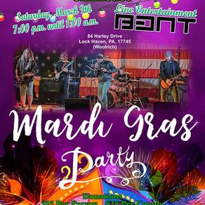 2019 Mardi Gras Party • March 9, 2019