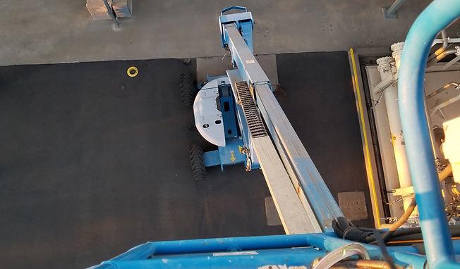 Aerial Man Lift Genie 40' Boomlift
