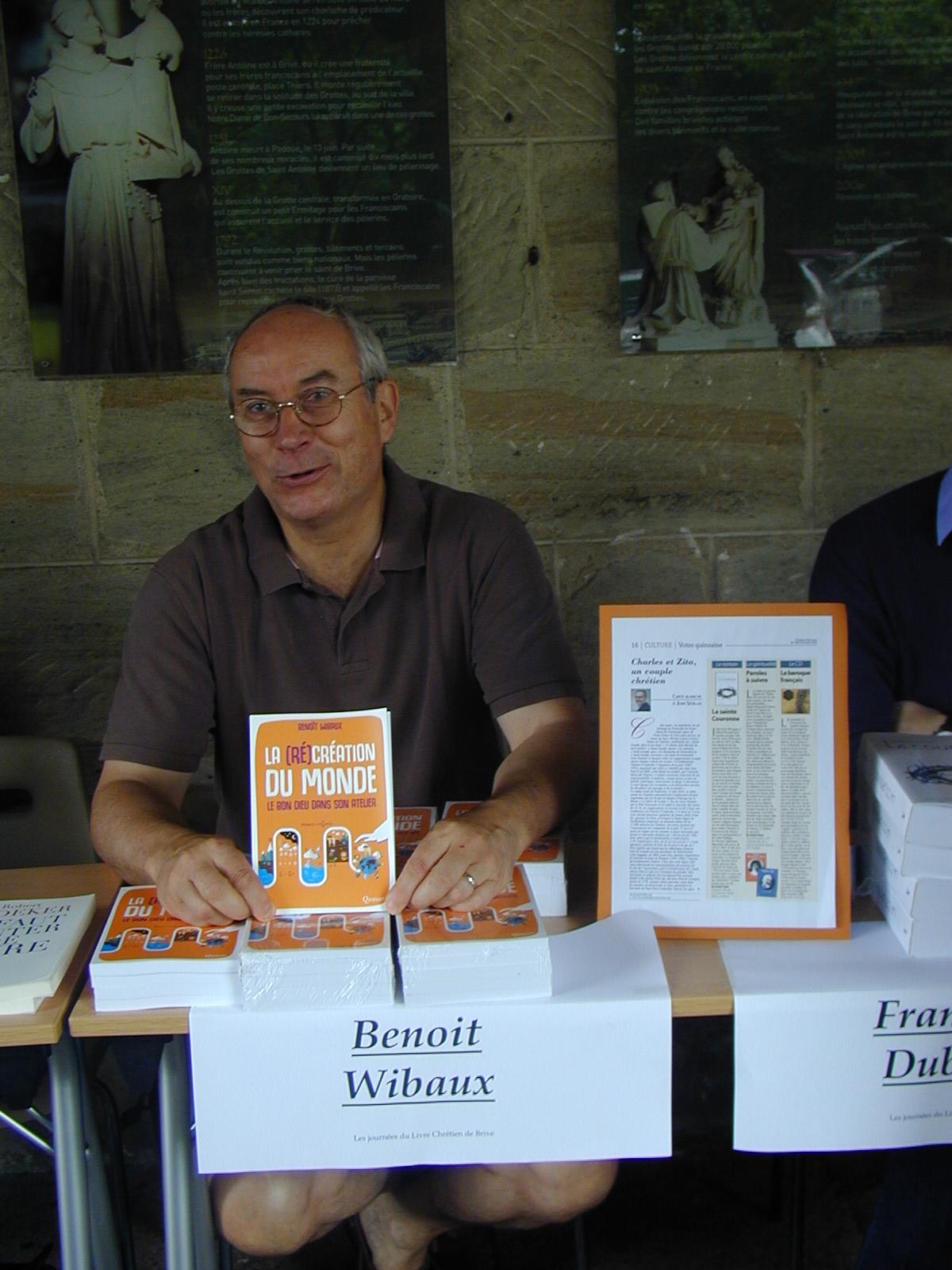 Benoit Vibaux