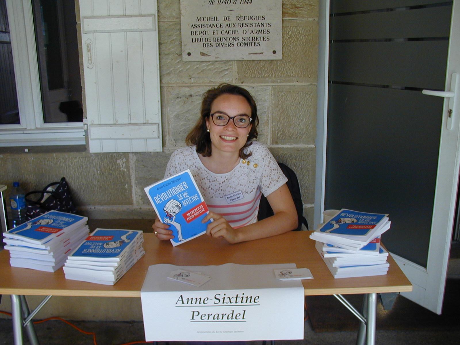 Anne Sixtine Perardel