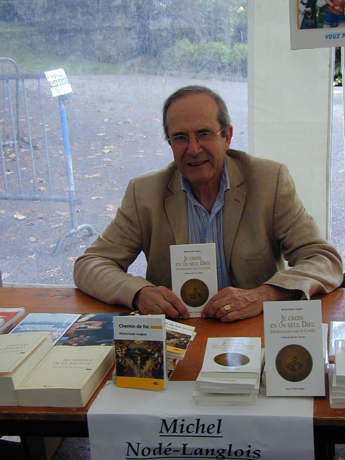Michel Nodé-Langlois