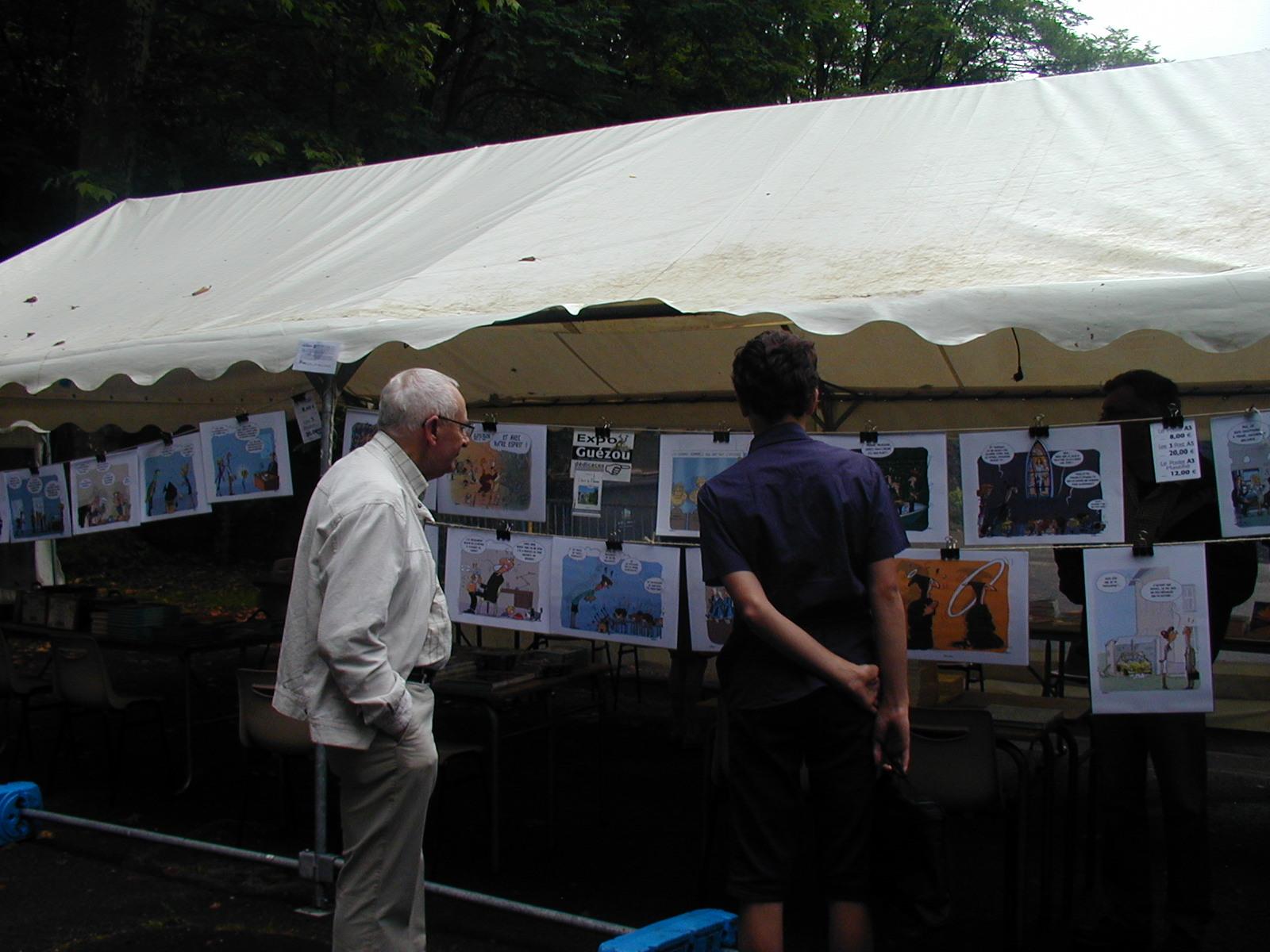 expo Yves Guézou