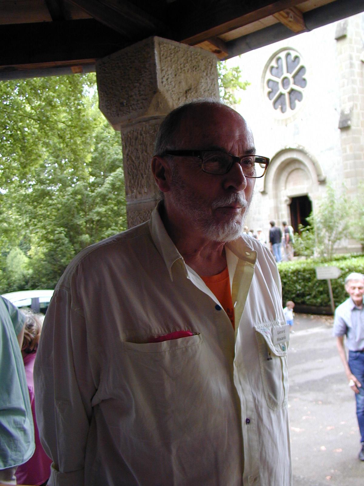 Gérard Macario