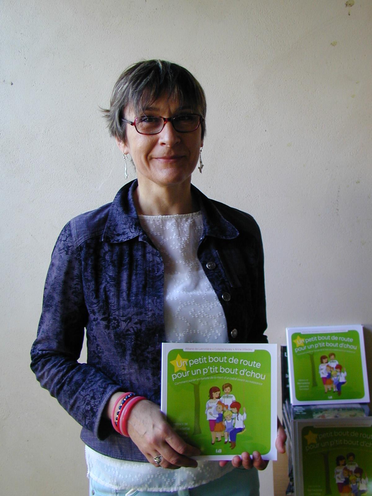 Colette Vyvey
