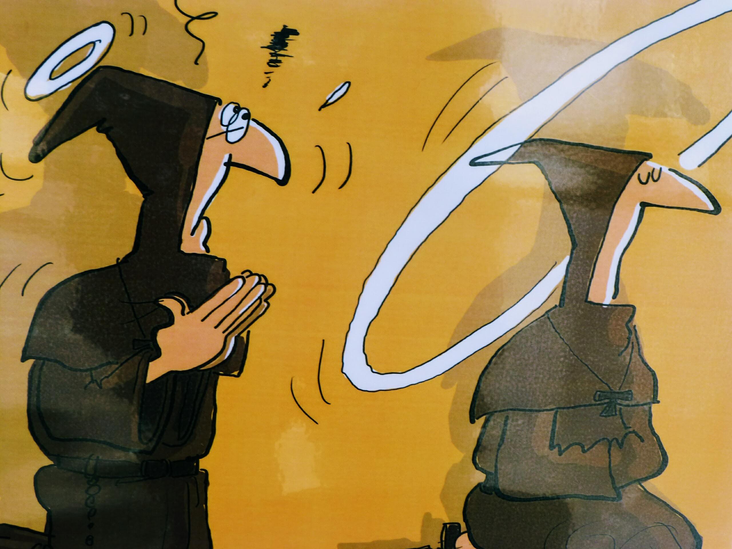 dessin Yves Guézou