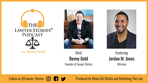 Lawyer Stories Episode Two Photo Ben and