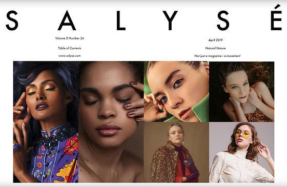 SALYSÉ_Magazine__Vol_5__No_26_April_2019