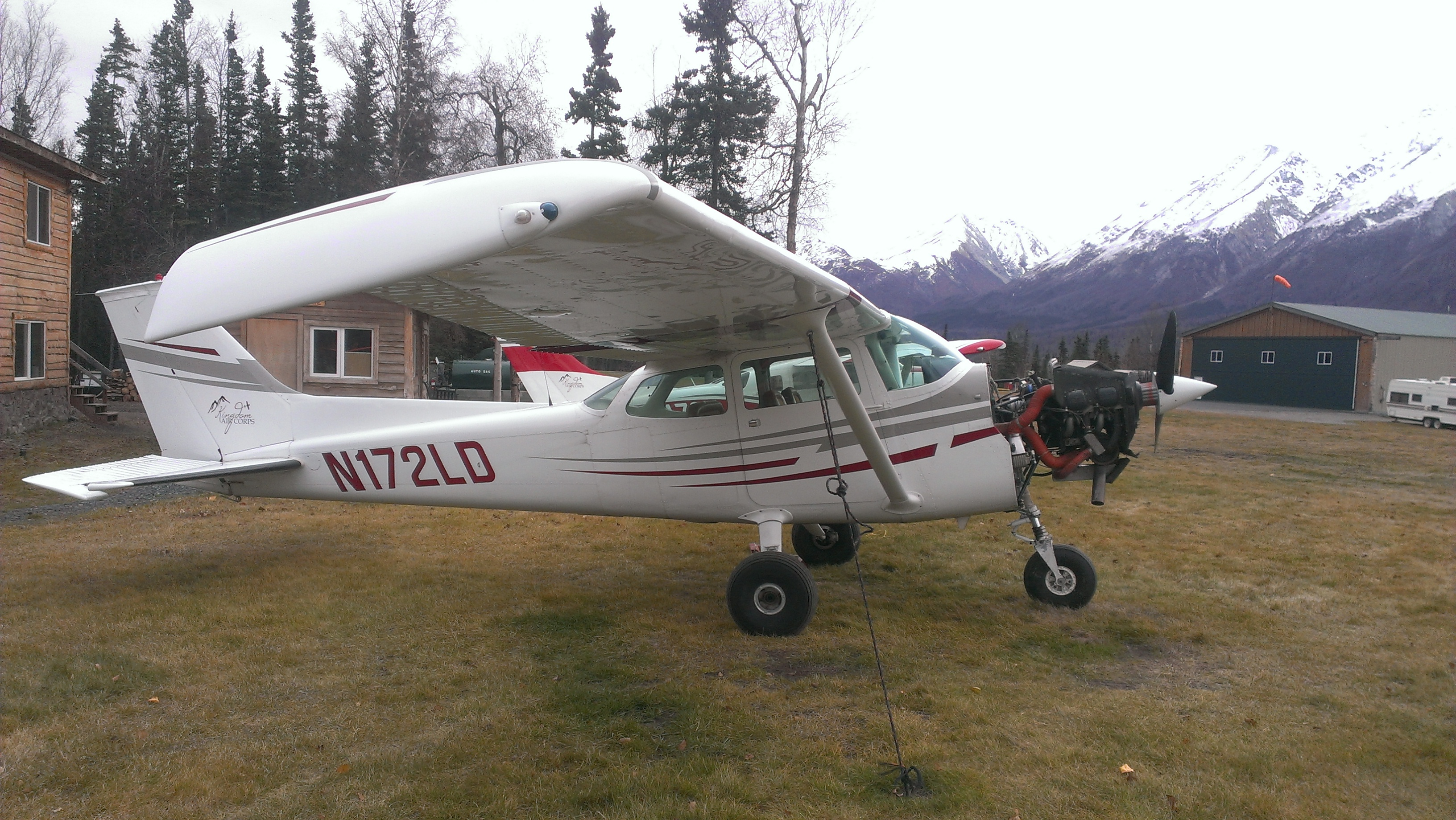 Cessna 172 Engine Inspection